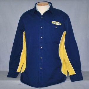 Wrangler Western Shirt Men's Size Large